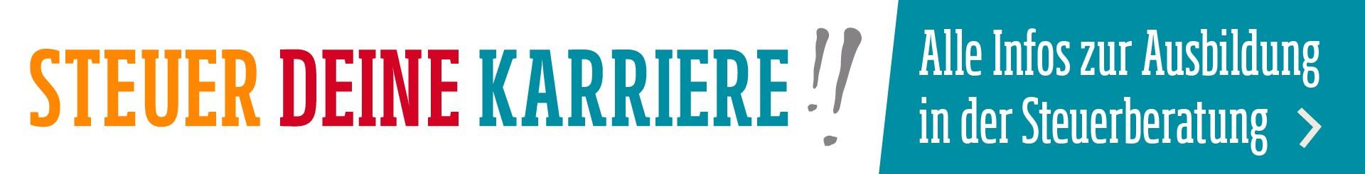 www.SteuerDeineKarriere.de